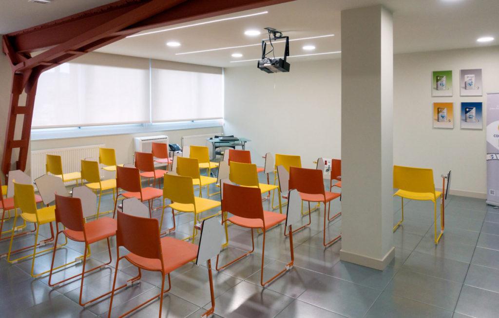 Sala de formación oficinas