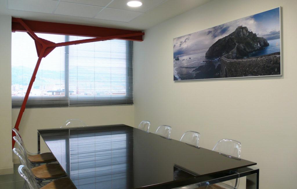 Sala de reuniones oficinas