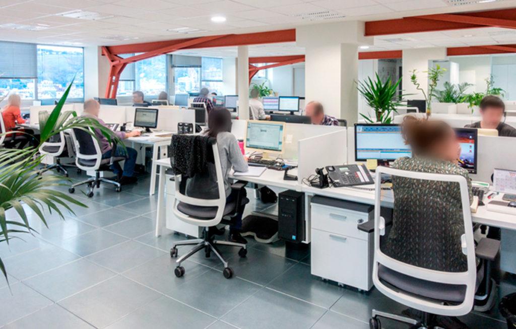 Oficinas puestos